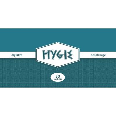 Aiguilles Hygie - #10 Ronde pour traçage (RL)