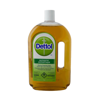 Antiseptique Dettol