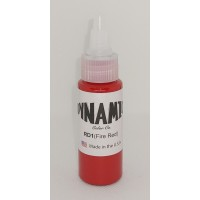 Dynamic - Rouge feu RD1(Fire Red) - 1oz