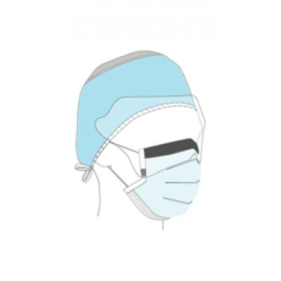 Masque de protection avec visière