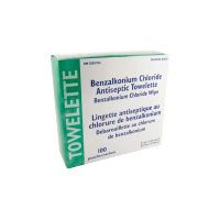 Serviette de Chlorure de Benzalkonium